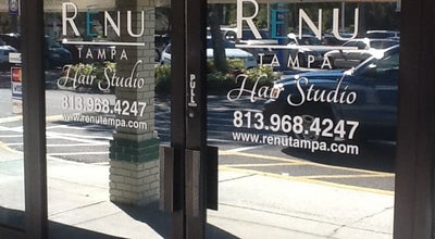 Photo of Spa Renu Ultra Spa & Hair Studio at 12020 Anderson Rd, Tampa, FL 33625, United States