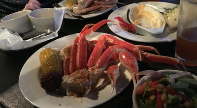 Photo of American Restaurant Tubby's Seafood at 115 E River St, Savannah, GA 31401, United States
