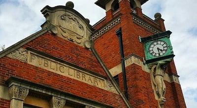 Photo of Library Caversham Library at Church St, Caversham RG4 8AU, United Kingdom