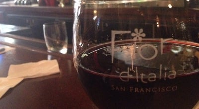 Photo of Italian Restaurant Fior d'Italia at 2237 Mason St, San Francisco, CA 94133, United States
