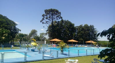 Photo of Water Park Sede Campestre Clube Comercial at Brazil