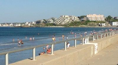 Photo of Beach Nantasket Beach at Nantasket Beach, MA 02045, United States