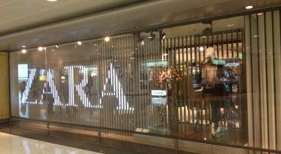 Photo of Clothing Store Zara at 6/f, Departures North Concourse, Hong Kong International Airport, Chek Lap Kok Airport, Hong Kong