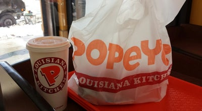 Photo of Restaurant Popeye's at 2300 Adam Clayton Powell Jr Blvd, New York, NY 10030, United States