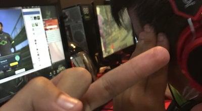 Photo of Arcade virus cafe at Thailand