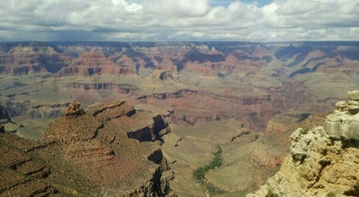 Photo of Scenic Lookout Shoshone Point at AZ, United States