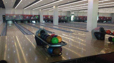 Photo of Bowling Alley Bishkek Bowling & Cafe at Kyrgyzstan
