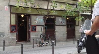 Photo of Restaurant Pepe Botella at Plaza Del Dos De Mayo, Madrid, Spain