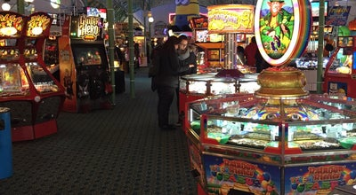Photo of Arcade Amusements at Brighton Beach, Brighton, United Kingdom