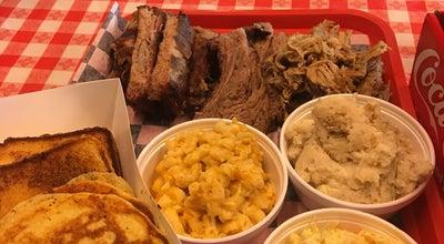Photo of American Restaurant Tom's Blue Moon BBQ at 711 Park Ave, Lebanon, TN 37087, United States