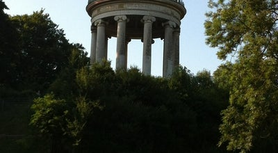 Photo of Monument / Landmark Monopteros at Englischer Garten, München 80538, Germany