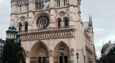 Photo of Church Notre Dame de Bon Conseil at France