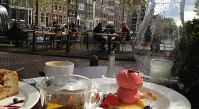 Photo of French Restaurant De Belhamel at Brouwersgracht 60, Amsterdam 1013 GX, Netherlands