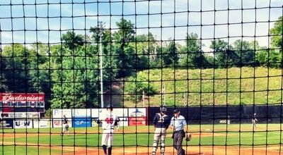 Photo of Baseball Field Danville Braves Stadium at Danville, VA, United States