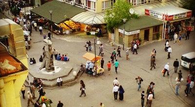 Photo of Road Sakarya Caddesi at Kızılay, Çankaya, Turkey