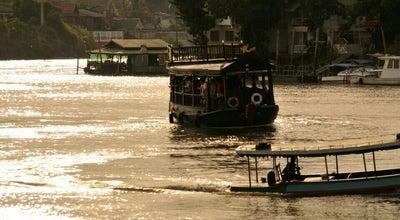 Photo of River Chao Phraya River at ., Ho Rattanachai, Thailand