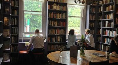 Photo of Cafe Ampersand in Paddington Cafe & Bookstore at 78 Oxford Street, Sydney, Ne 2021, Australia