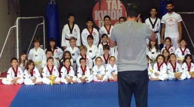 Photo of Martial Arts Dojo Olympiacos Tae Kwon Do at Στάδιο Γ. Καραϊσκάκης, Νέο Φάληρο, Greece