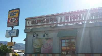 Photo of Burger Joint A&W Rootbeer and Burgers at 19 S White Sands Blvd, Alamogordo, NM 88310, United States
