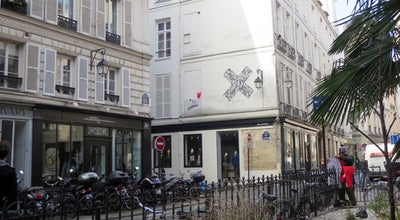 Photo of Accessories Store Jérôme Dreyfuss at 1-4 Rue Jacob, Paris 75006, France
