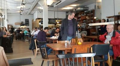 Photo of Italian Restaurant Pekelhaaring at Van Woustraat 127/129, Amsterdam 1074 AH, Netherlands