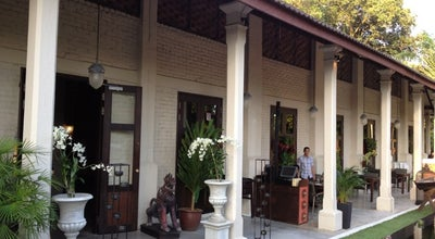 Photo of Asian Restaurant Jim Thompson on Dempsey Hill at No. 45 Minden Road, Singapore 248817, Singapore