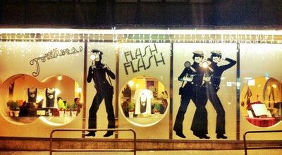 Photo of Mediterranean Restaurant Flash Flash at La Granada Del Penedés 25, Barcelona 08006, Spain