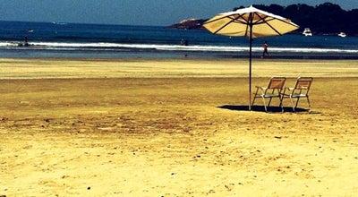 Photo of Beach Praia do Iporanga at Estrada Guarujá-bertioga, Km 18,5, Guarujá, Brazil