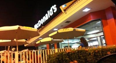 Photo of Fast Food Restaurant McDonald's at Av. Brasília, 1750, Araçatuba 16018-000, Brazil