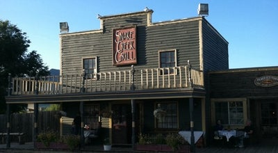 Photo of American Restaurant Snake Creek Grill at 650 W 100 S, Heber City, UT 84032, United States