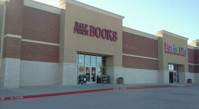 Photo of Bookstore Half Price Books at 1551 Highway 287 N, Mansfield, TX 76063, United States