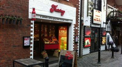 Photo of American Restaurant Ketchup at 44 Ashton Lane, Glasgow G12 8SJ, United Kingdom