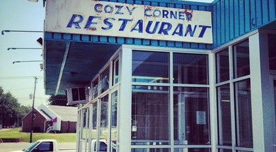 Photo of American Restaurant Cozy Corner at 745 N Parkway, Memphis, TN 38105, United States