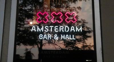 Photo of Bar Amsterdam Bar & Hall at 6 6th St W, Saint Paul, MN 55102, United States