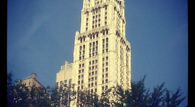Photo of Building Woolworth Building at 233 Broadway, New York, NY 10279, United States