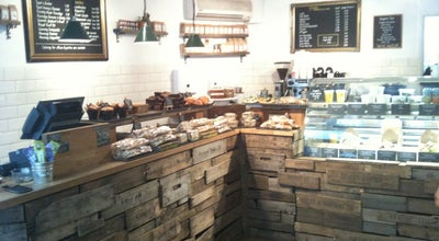 Photo of Cafe Leyas Coffee & Artisan Foods at 20 Camden High St, Camden NW1 0JH, United Kingdom