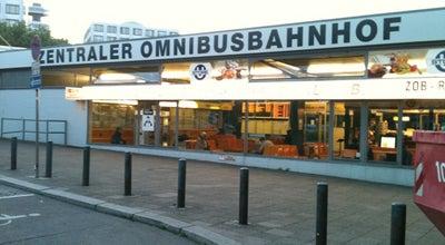 Photo of Bus Station ZOB am Funkturm at Masurenallee 4-6, Berlin 14057, Germany