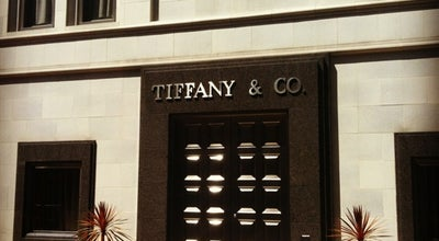 Photo of Jewelry Store Tiffany & Co. at 210 N Rodeo Dr, Beverly Hills, CA 90210, United States