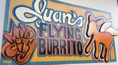 Photo of Mexican Restaurant Juan's Flying Burrito at 4724 S Carrollton Ave, New Orleans, LA 70119, United States