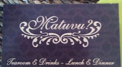 Photo of Belgian Restaurant Matuvu at Zeelaan 173, De Panne 8660, Belgium