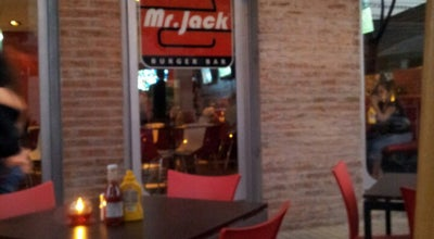 Photo of Burger Joint Mr. Jack at Constitución 44, Patio Bellavista - Providencia, Santiago 7520394, Chile