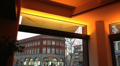 Photo of Modern European Restaurant Forum at Badenerstrasse 120, Zurich 8004, Switzerland