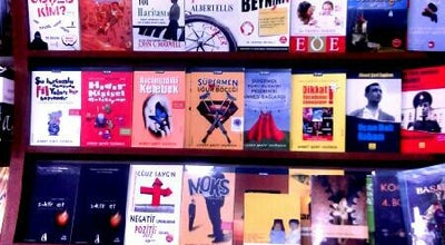 Photo of Bookstore DÜNYAYI KURTARAN KİTABEVİ at SİVAS, Turkey