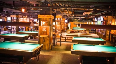 Photo of American Restaurant Buffalo Billiards at 1330 19th St Nw, Washington DC, DC 20036, United States