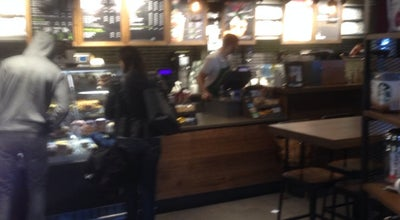 Photo of Coffee Shop Starbucks at Gare Cornavin, Genéve 1201, Switzerland