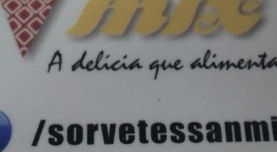 Photo of Ice Cream Shop Sorveteria San Mix at Av. Minas Gerais, 2434, Araguari 38440-042, Brazil