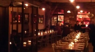 Photo of Italian Restaurant Peasant at 194 Elizabeth St, New York, NY 10012, United States