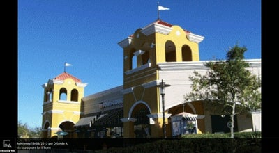 Photo of Mall Lake Buena Vista Factory Stores at 15591 State Road 535, Orlando, FL 32821, United States