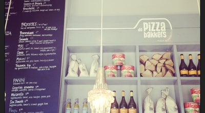 Photo of Italian Restaurant De Pizzabakkers Plantage at Plantage Kerklaan 2, Amsterdam 1018 TA, Netherlands