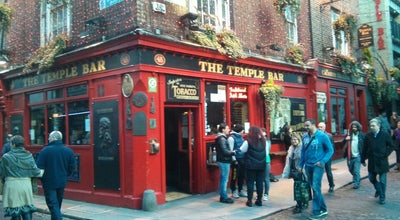 Photo of Irish Pub The Temple Bar Pub at 48 Temple Bar, Dublin 2, Ireland